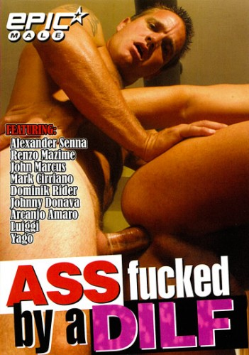 Ass Fucked By A DILF