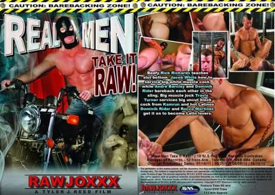 Raw Joxxx – Real Men Take It Raw (2011)