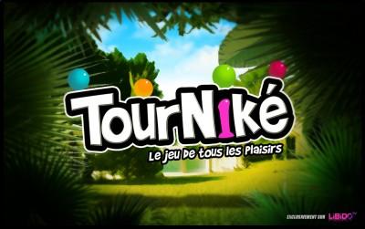 Tournike cover