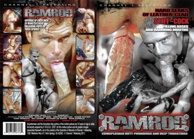 Ramrod (1997) cover
