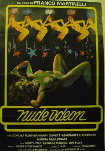 Nude Odeon (1978) cover