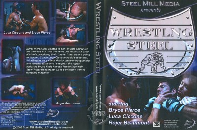 Wrestling Steel cover
