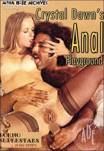 Crystal Dawn's Anal Playground