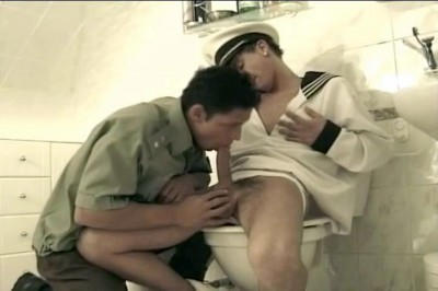 Pitman Gays -  Soldier boys Scene 1 cover