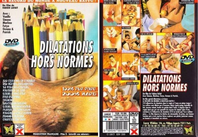 Dilatations Hors Normes#1 (1998) DVDRip cover