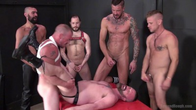 Patrick's Gang Bang Jacob Slader Chris Perry Patrick O'Connor, Tony Bishop, Dolf Dietrich (2017)