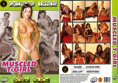 Muscled T-Girl (2008) cover