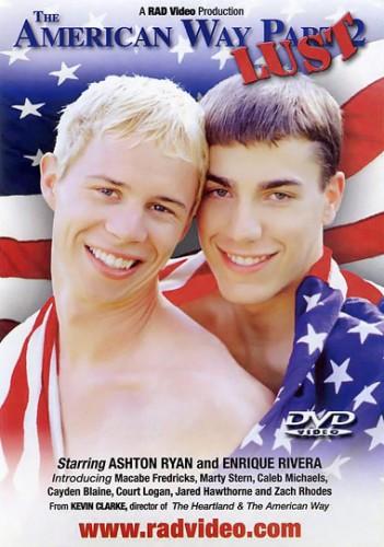 The American Way Vol. 2 (Lust) - Enrique Rivera, Ashton Ryan, Zach Rhodes