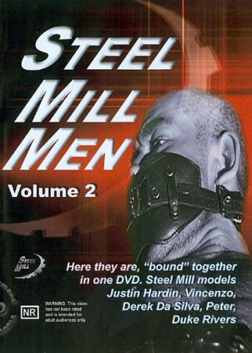 Steel Mill Men Volume 2 cover