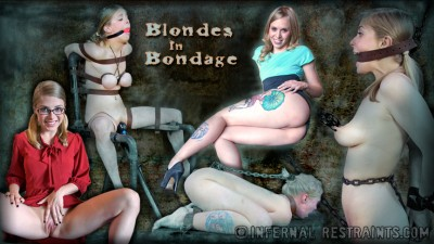 Blondes in Bondage