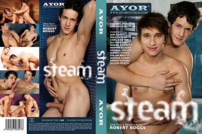 Steam (2012) cover