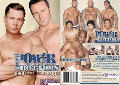 Bareback Power Bottoms cover