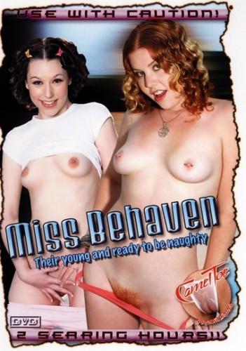 Miss Behaven vol1 cover