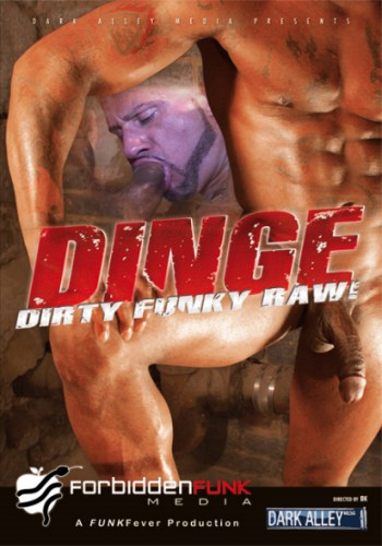 DINGE Dirty Funky Raw! [ Dark Alley Media ] cover