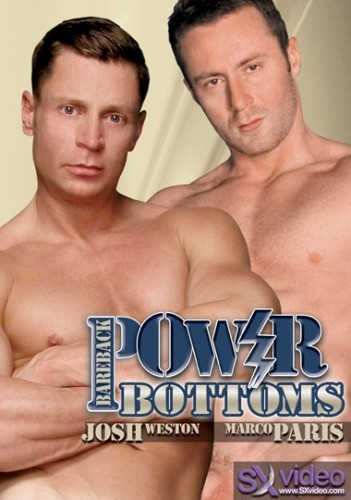 Bareback Power Bottoms cover