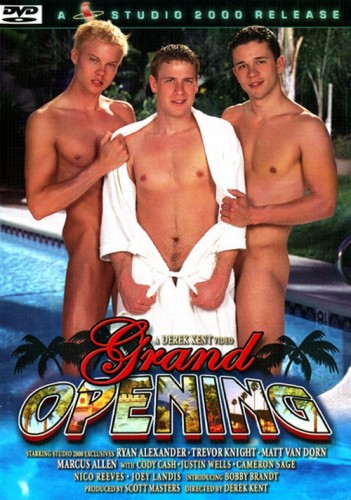 Grand Opening cover