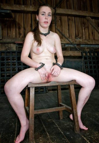 Pluck Part 3 - Sexy slut in bdsm action - HD 720p