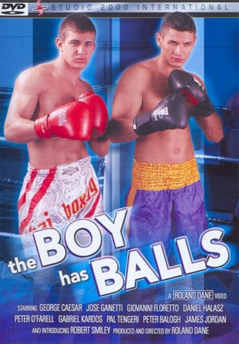 The Boy Has Balls ( Studio 2000 International ) cover