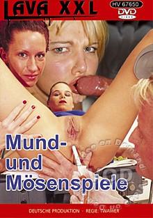 Mund-Und Moenspiele cover
