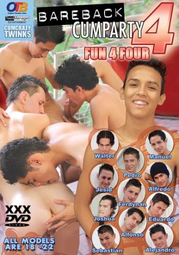 Bareback Cumparty 4 Fun for Four cover