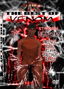 The best of Venom cover