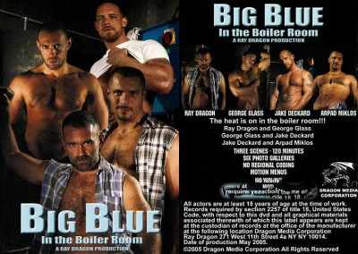 Big Blue in the Boiler Room