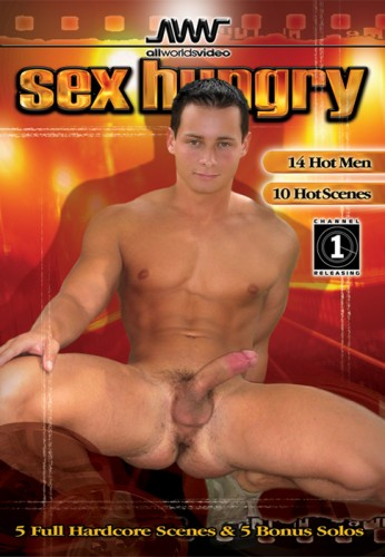 Sex Hungry cover