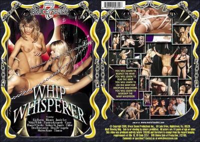 The Whip Whisperer cover