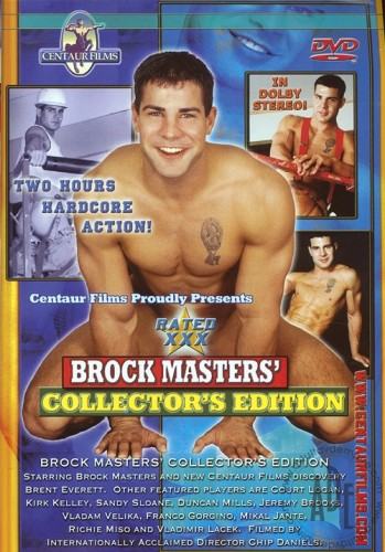 Brock Masters' Collector's Edition cover