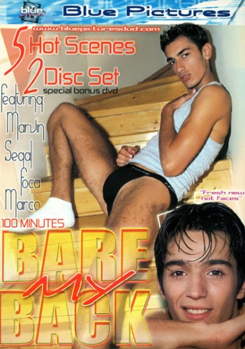 Bare my back cover