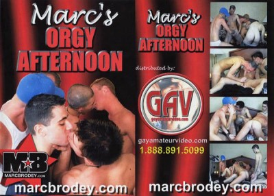 Marc Brodey - Marcs Orgy Afternoon cover