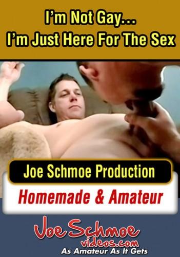Joe Schmoe - I Am Not Gay I'm Just Here For The Sex