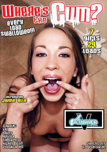 Where's The Cum? (2005) cover