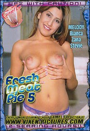 Fresh meat pie 5 cover