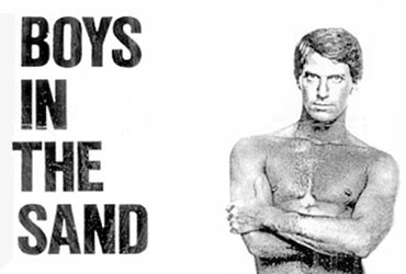 Boys in the Sand (1971) cover