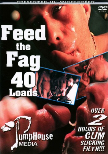 Feed the Fag 40 Loads cover