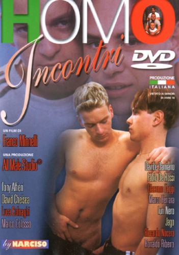 00467-Incontri [All Male Studio] cover