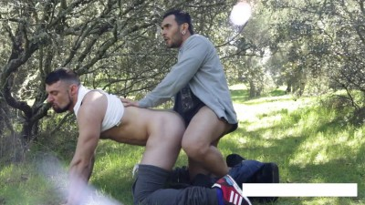 Sex In The Forest part 2
