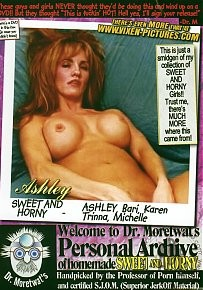 Sweet and horny vol1 cover