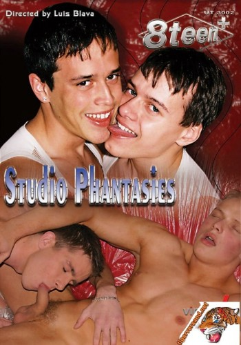 Studio Phantasies (Luis Blava, Vimpex 8teen+) cover