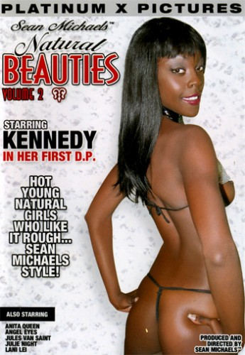 Natural beauties vol. 2 (2004) cover