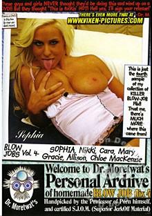 Blow job flix vol4 cover