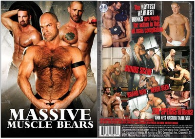 Massive Muscle Bears (2008) DVDRip cover