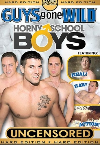 Horny School Boys cover