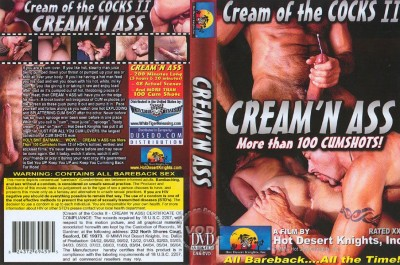 Cream Of The Cocks Ii Cream 'n Ass
