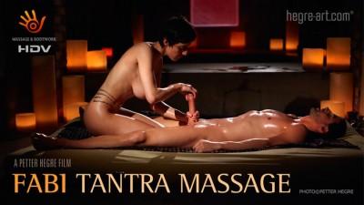 Fabi - Tantra Massage cover