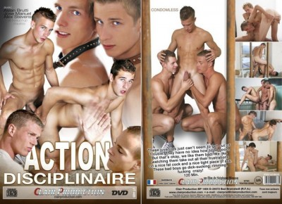 Action Gay Disciplinaire