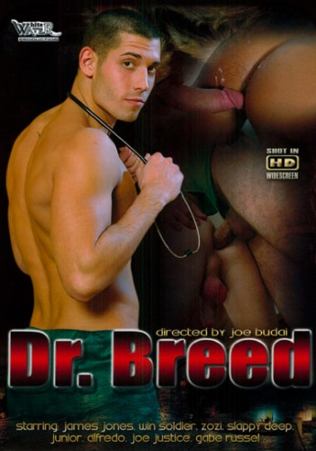 WhiteWater - Dr. Breed cover