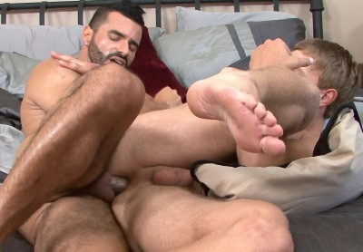 Alexsander Freitas And Landon Mycles