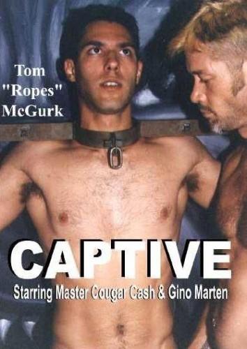 Tom ropes - Mcgurk Captive cover